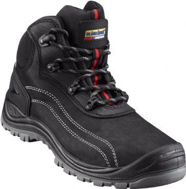 Blaklader 2315 Wide Fit Safety Boots (Black)